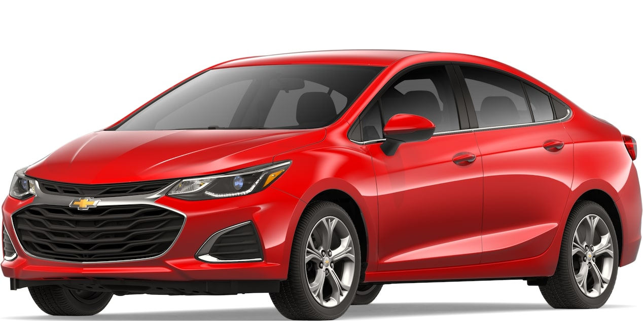 2019 CRUZE IN RED HOT
