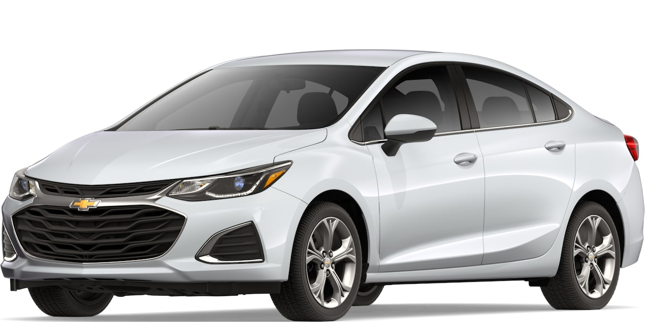 2019 CRUZE IN SUMMIT WHITE