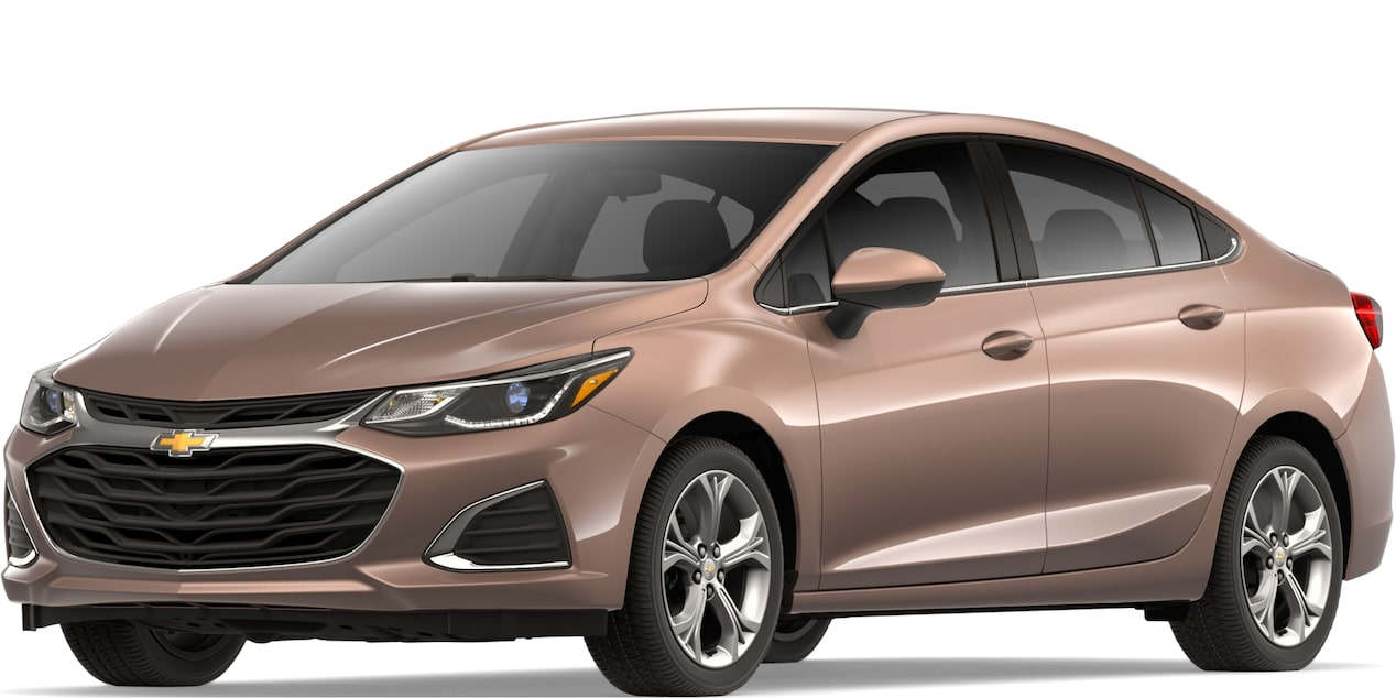 2019 CRUZE IN OAKWOOD METALLIC