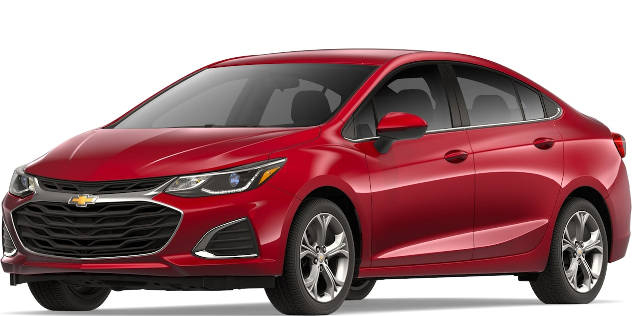 2019 CRUZE IN CAJUN RED TINTCOAT