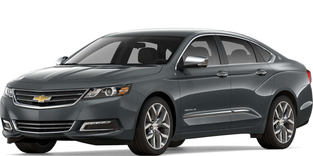 2019 IMPALA IN NIGHTFALL GRAY METALLIC
