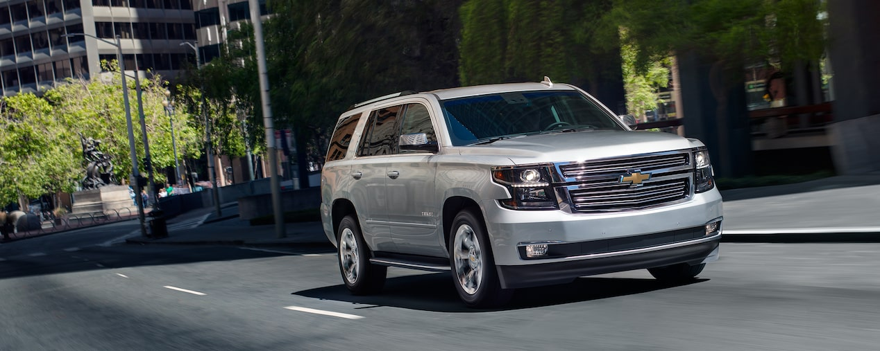 2019 Chevrolet Tahoe | Full-Size SUV | Chevrolet Canada