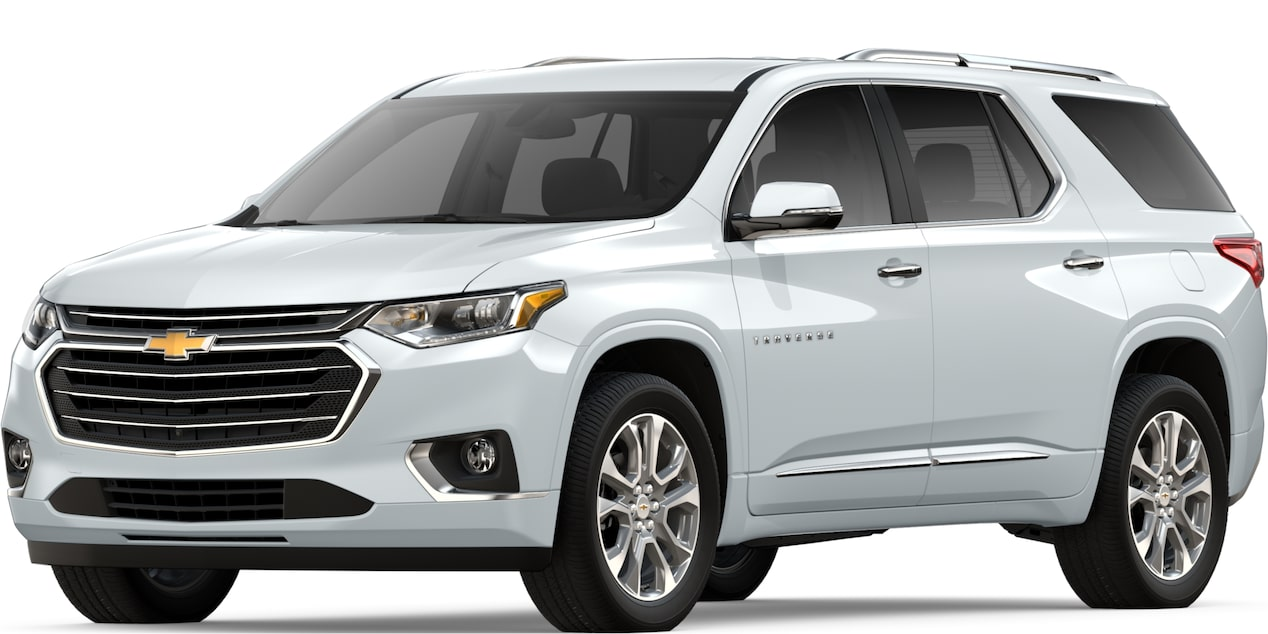 2019 TRAVERSE IN SUMMIT WHITE