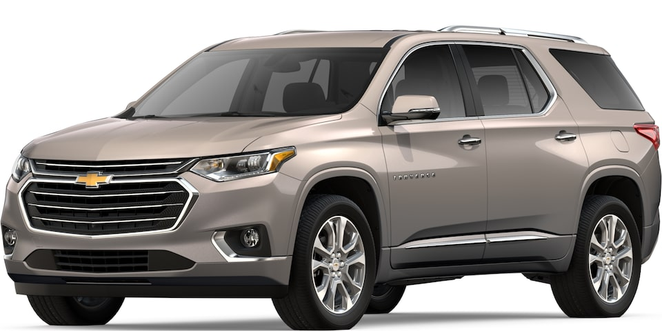 2019 TRAVERSE IN PEPPERDUST METALLIC