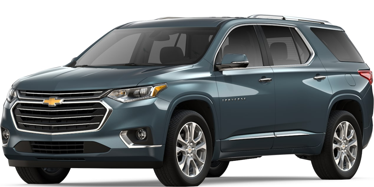 2019 TRAVERSE IN GRAPHITE METALLIC