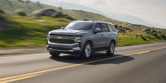 2021 Chevrolet Tahoe Full Size 3 Row Suv Chevrolet Canada