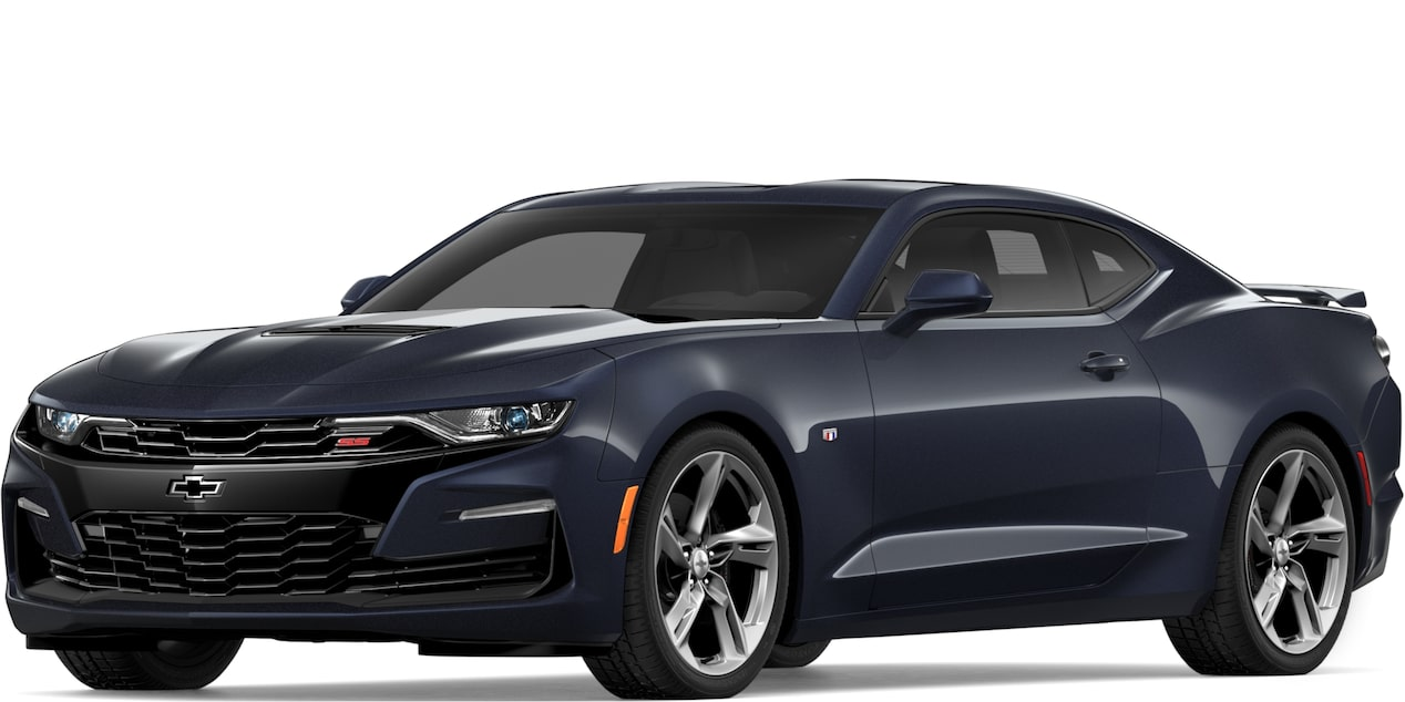 2019 CAMARO IN BLUE VELVET METALLIC