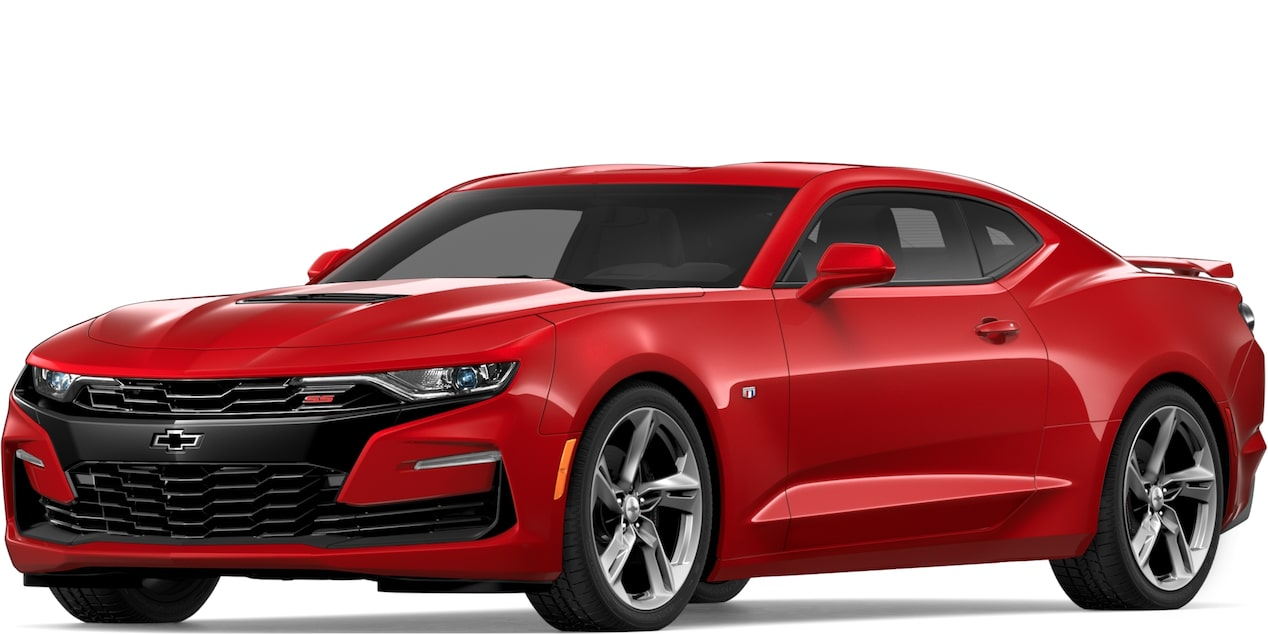2019 CAMARO IN GARNET RED TINTCOAT