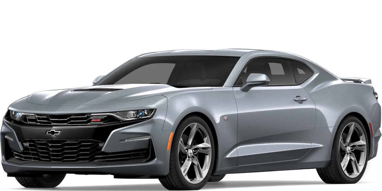2019 CAMARO IN SATIN STEEL METALLIC