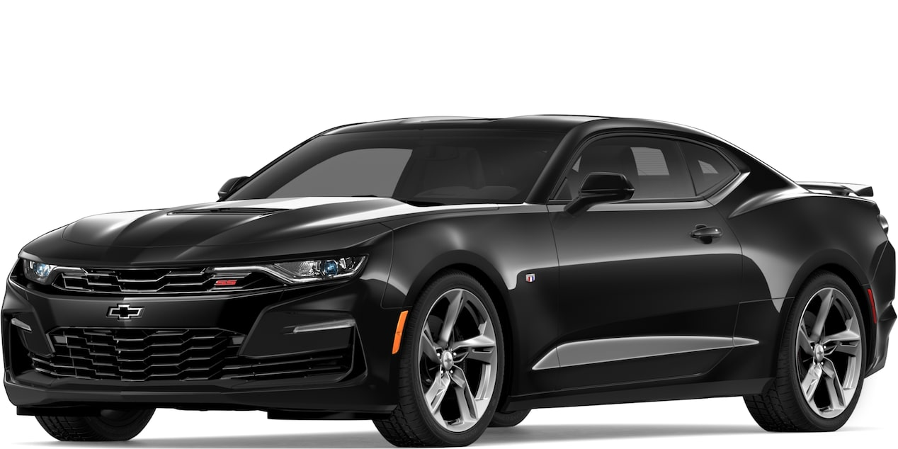 2019 CAMARO IN BLACK