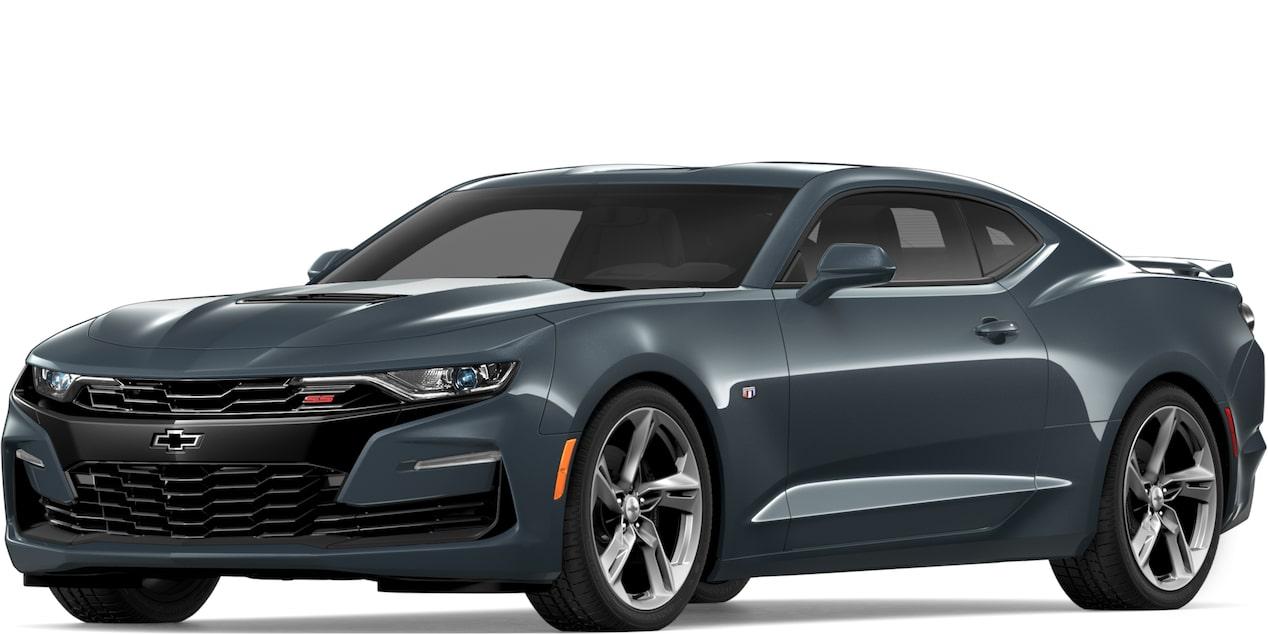 2019 CAMARO IN SHADOW GRAY METALLIC