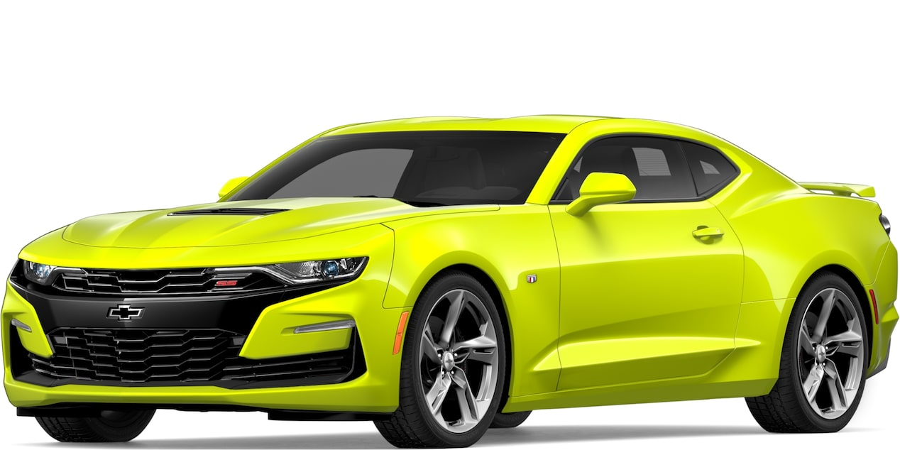 2019 CAMARO IN SHOCK