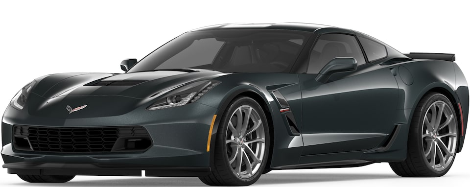 2019 CORVETTE GRAND SPORT IN WATKINS GLEN METALLIC