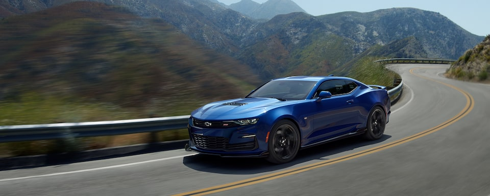 The 2020 Chevrolet Camaro Sports Car.