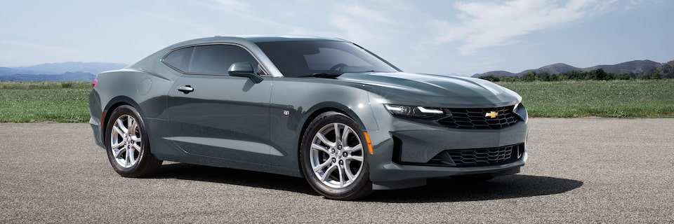 2021 Chevrolet Camaro Trims: LS.