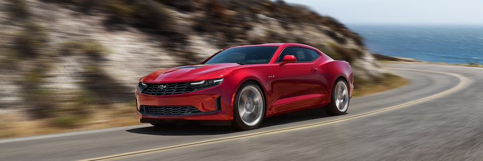 2021 Chevrolet Camaro Trims: LT1.