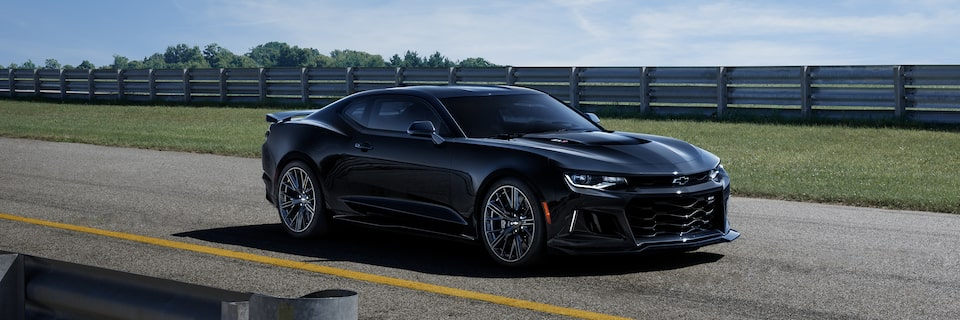 2021 Chevrolet Camaro Trims: ZL1.