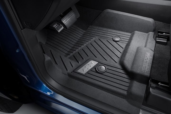 2019 Silverado 1500 Pickup Truck Accessories: Floor mats