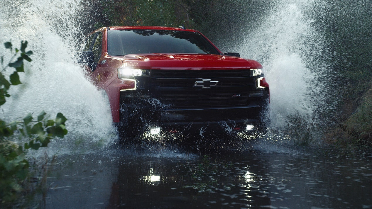 Video of the all-new 2019 Chevrolet Silverado's design features.