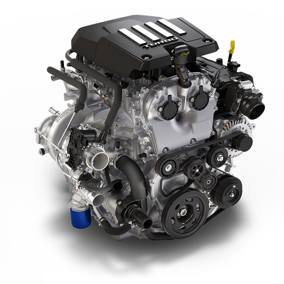 2.7L turbo engine.