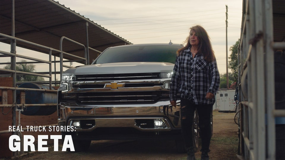 Video of the all-new 2019 Silverado's towing capacity.