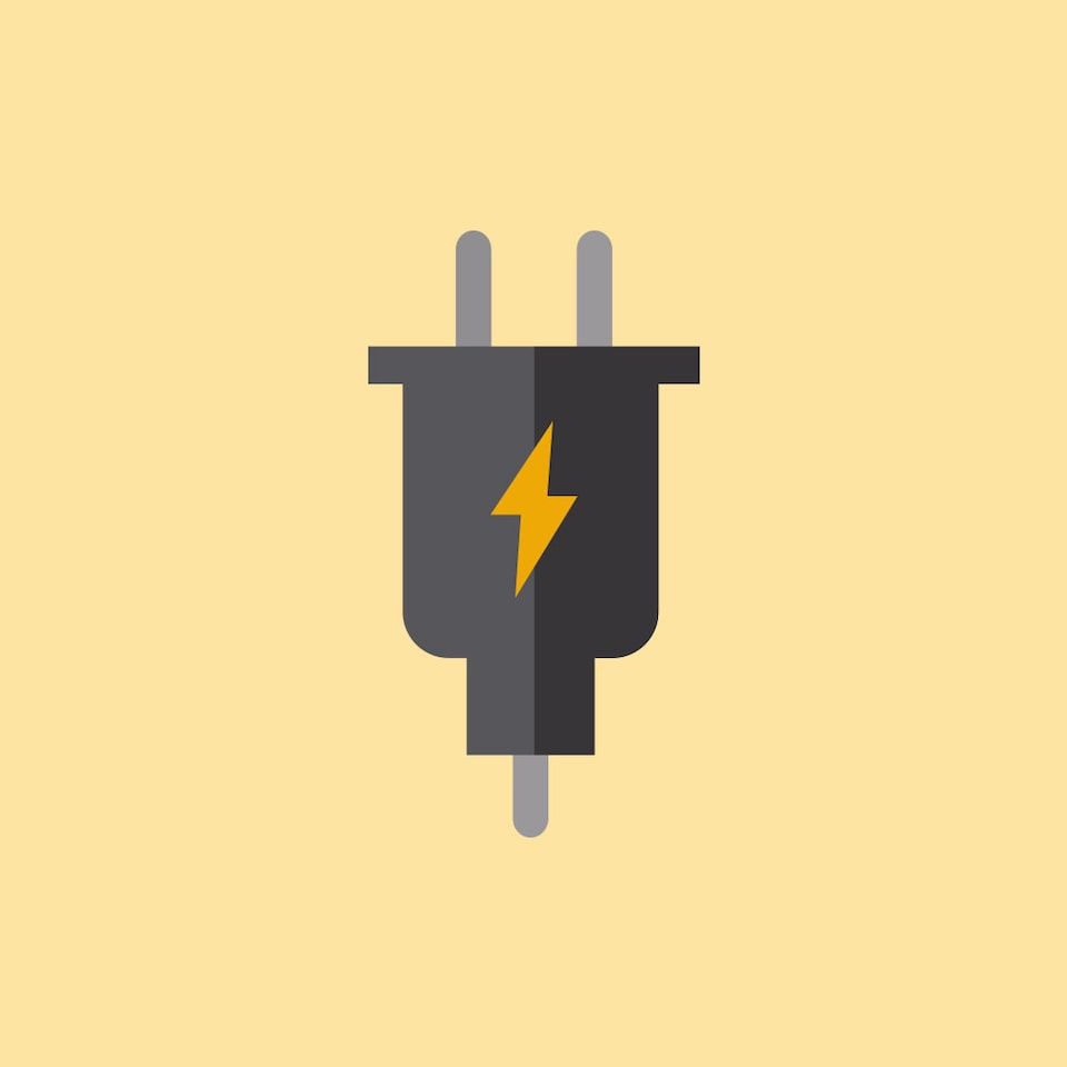 Charge points icon.