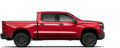You may also like the 2019 Chevrolet Silverado 1500