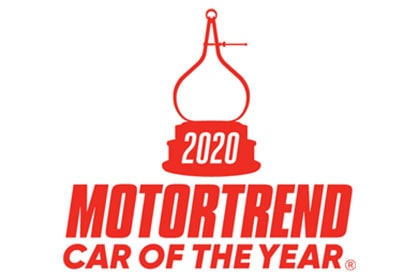 2020 Motortrend Car of the Year