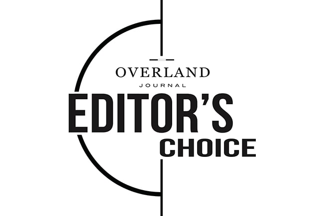 The 2020 Overland Truck of the Year by Overland Journal