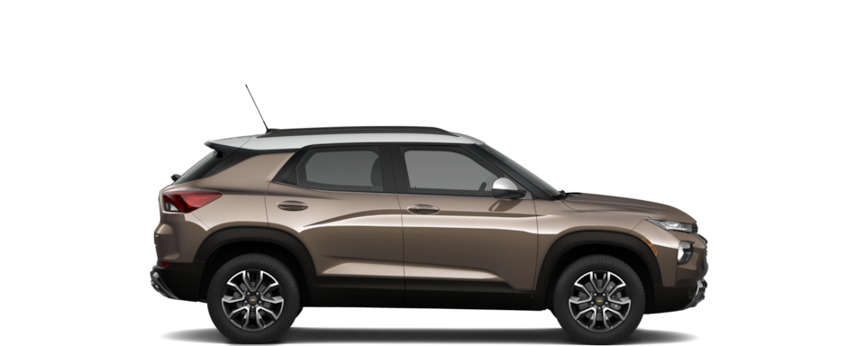 2021 Chevrolet Trailblazer.