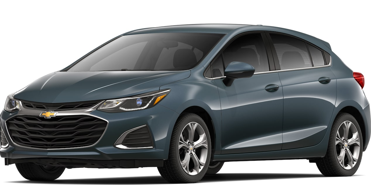 2019 CRUZE IN GRAPHITE METALLIC