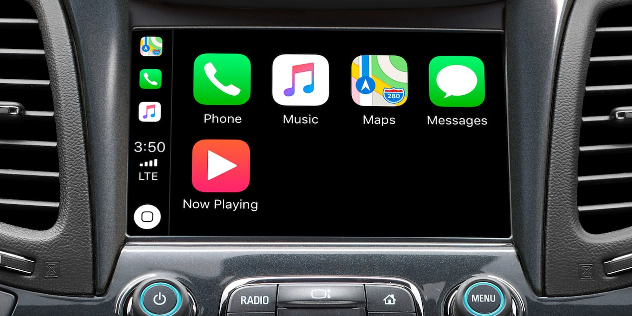 2019 Chevrolet Impala technology: available Apple CarPlay compatibility.