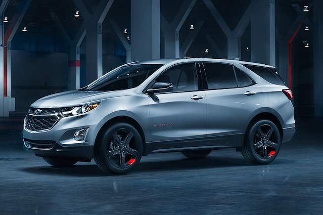 2019 Chevrolet Equinox Redline Edition.