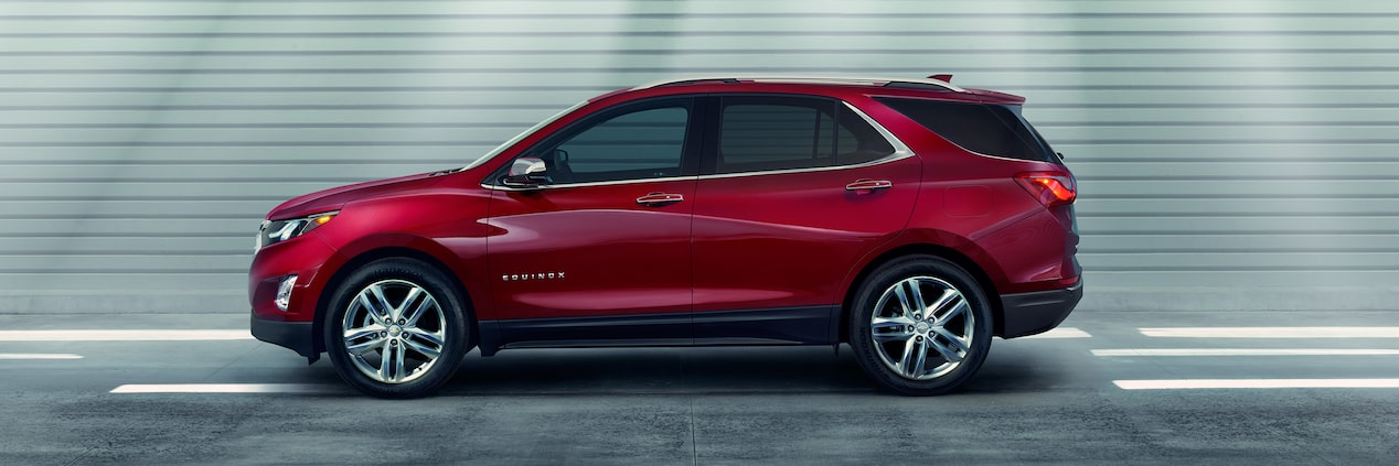 The Chevrolet Equinox offers advanced safety technologies to give you peace of mind.