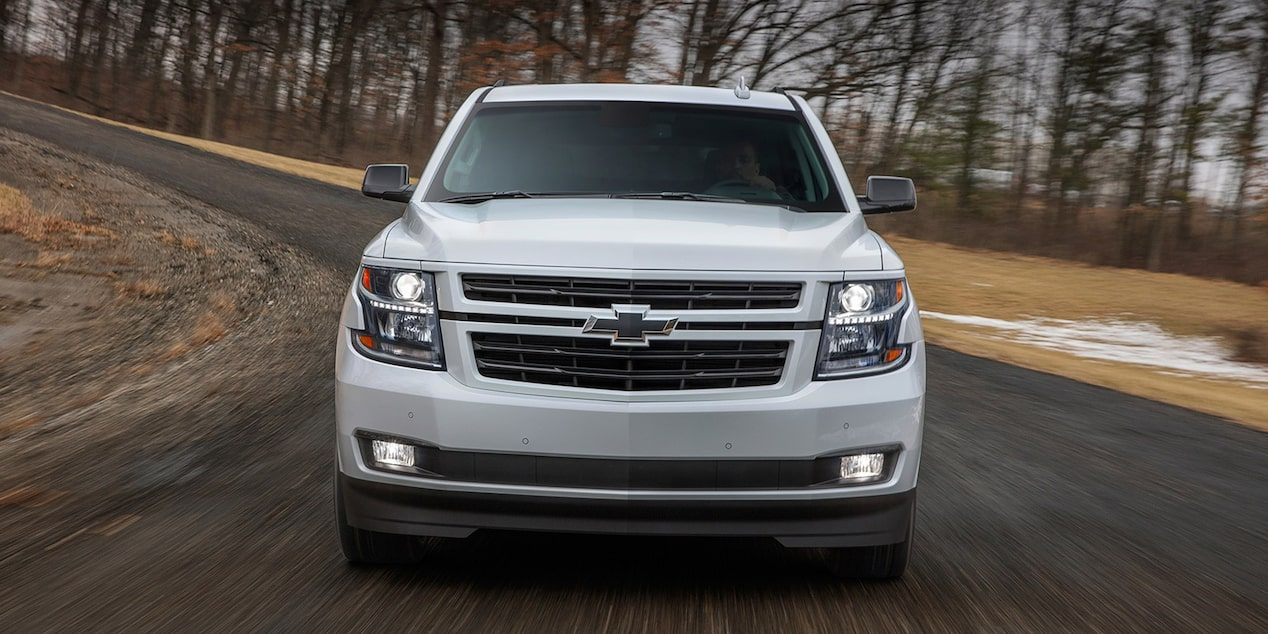 2019 Suburban Large SUV Special Editions