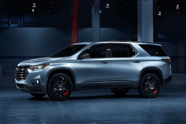 2019 Traverse Midsize SUV Redline Edition