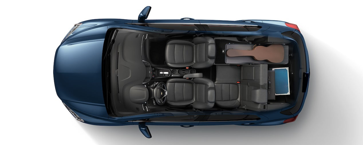 The 2019 Chevrolet Trax offers versatility for any lifestyle.