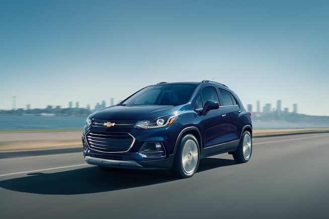 Performance features for the 2019 Chevrolet Trax.