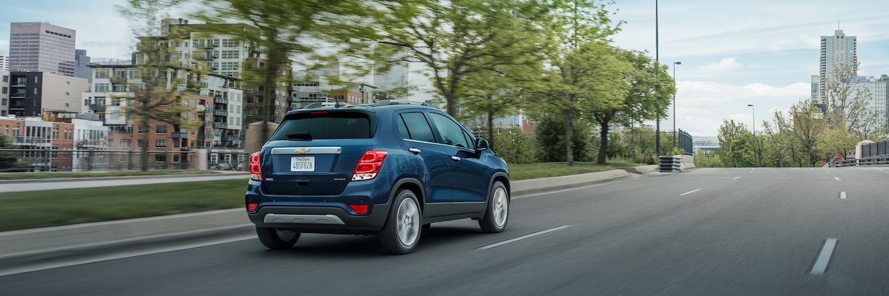 The 2019 Chevrolet Trax small SUV offers serious protection and next-level safety.