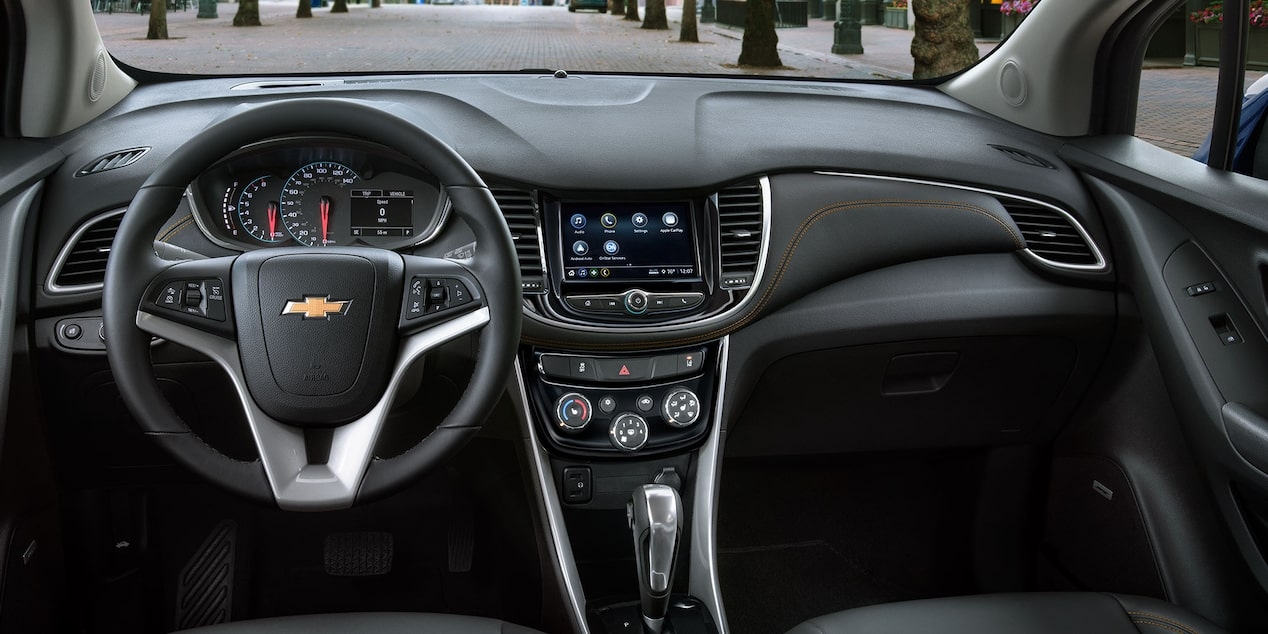 2019 Chevrolet Trax technology: easy connection with Chevrolet MyLink.