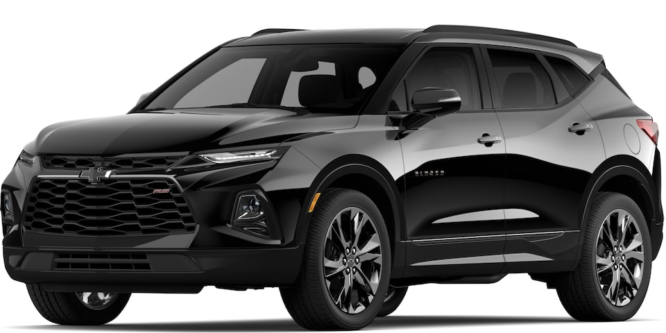 2020 BLAZER IN BLACK.