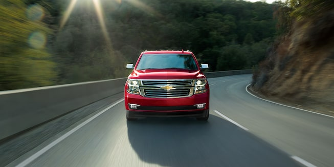 2020 Chevrolet Tahoe Full-Size SUV Front Grille Exterior.