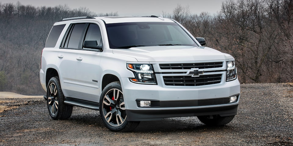 Chevrolet Tahoe Full-Size SUV RST Special Edition.