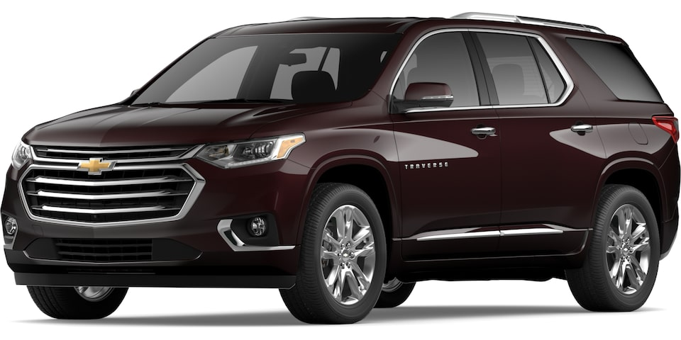 2020 TRAVERSE IN BLACK CURRANT METALLIC