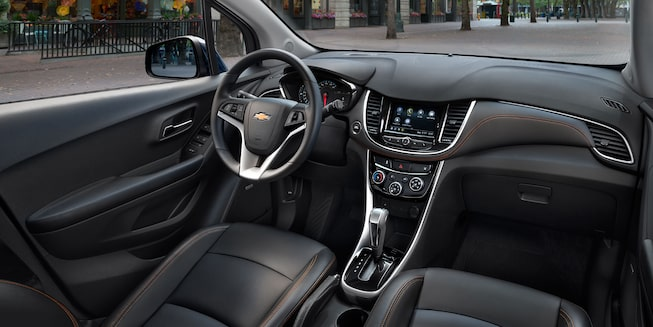 Chevrolet Trax 2020 | VUS Compact | Chevrolet Canada