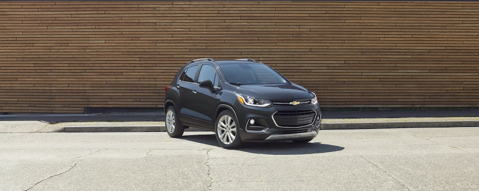 2020 Chevrolet Trax Compact SUV Sporty and Confident Exterior.
