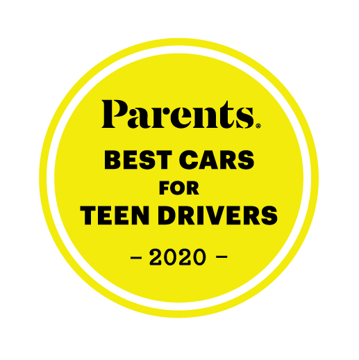 Best Cars for Teen Drivers 2020 award from Parents magazine