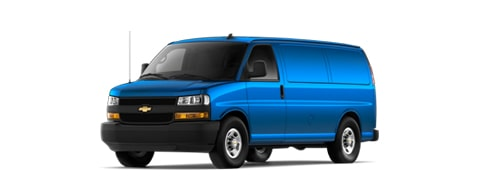 Explore the 2019 Chevrolet Express Cargo.