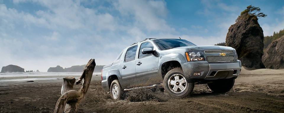 Discontinued Chevrolet Avalanche.