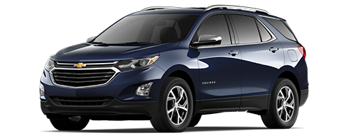 Explore the Chevrolet Equinox